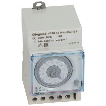 Ceas Programator Timer Modular Ih Analogique J 3 Mod Legrand 412812