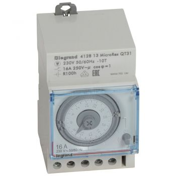 Ceas Programator Timer Modular Time Clock Mec D 3M Bat Legrand 412813