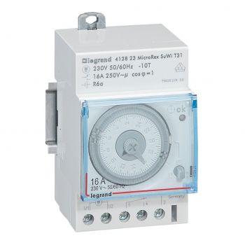 Ceas Programator Timer Modular Ih Analogique J 3 Mod Legrand 412823