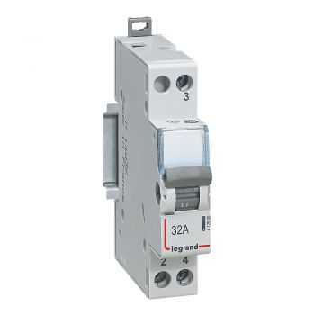 Intrerupator Cx3 Changeover Switch 2Way 32A Legrand 412900