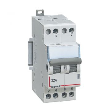 Intrerupator Cx3 Chang-Switch Dbl 2Way 32A Legrand 412901