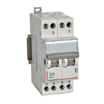 Intrerupator Cx3 Chg Switch 2Centre P-32A Legrand 412903