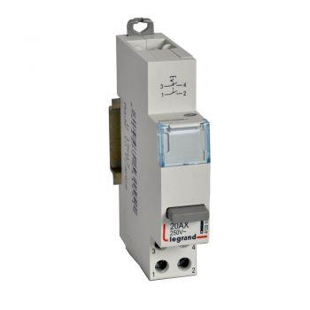 Intrerupator Cx3 Switch 2No 20Ax Legrand 412910