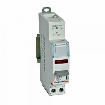 Intrerupator Cx3 Switch 1Nc-Plus-Red Led 12-48V Legrand 412913