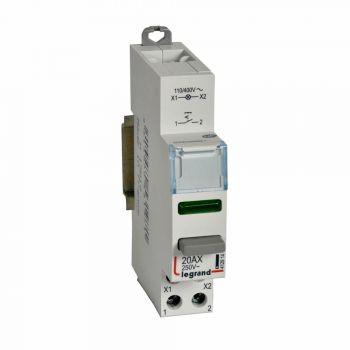 Intrerupator Cx3 Switch 1No-Plus-Grn 110-400V Legrand 412914
