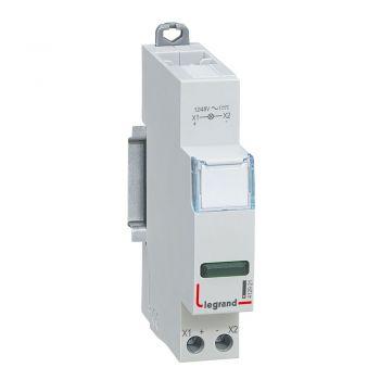 Lampa Prezenta Tensiune Cx3 Ind-Green 12-48V Ac-Dc Legrand 412921