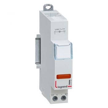 Lampa Prezenta Tensiune Cx3 Ind-Red 12-48V Ac-Dc Legrand 412922