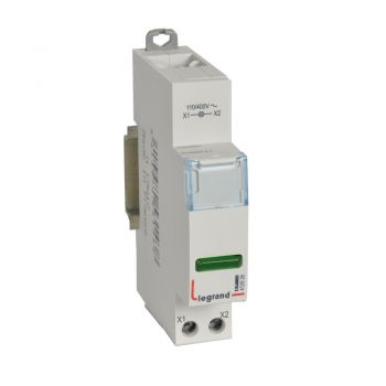 Lampa Prezenta Tensiune Cx3 Ind-Green 110-400V Ac Legrand 412926