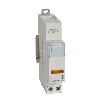 Lampa Prezenta Tensiune Cx3 Ind-Yellow 110-400V Ac Legrand 412928