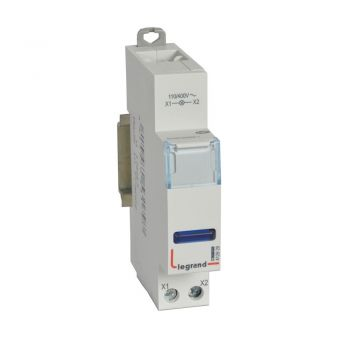 Lampa Prezenta Tensiune Cx3 Ind-Blue 110-400V Ac Legrand 412929