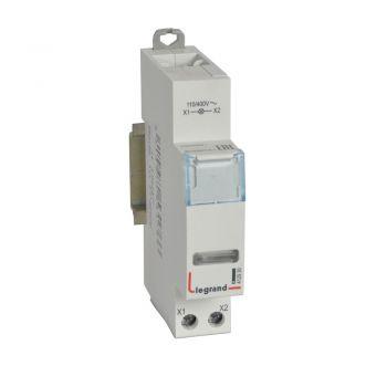 Lampa Prezenta Tensiune Cx3 Ind-Blanc 110-400V Ac Legrand 412930