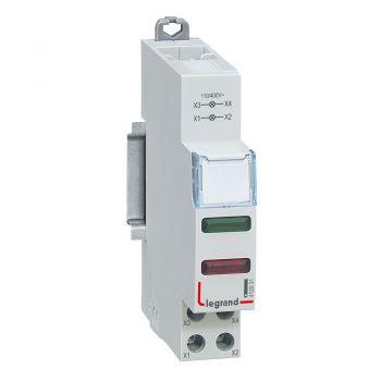 Lampa Prezenta Tensiune Cx3 Ind-Green-Plus-Red 110-400V Legrand 412931