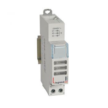 Lampa Prezenta Tensiune Cx3 Ind-3 Blanc 230-400V Legrand 412932
