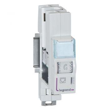 Componente Multimedia Pasive Module De Brassage Cat5E Utp Legrand 413000