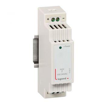 Componente Multimedia Active Alimentator 2 Modules Legrand 413017