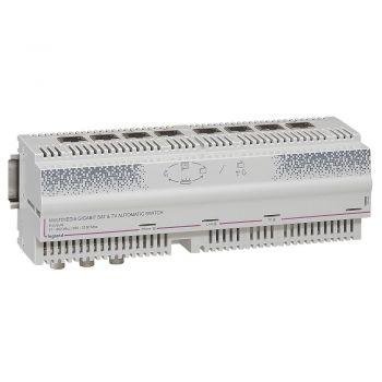 Componente Multimedia Active Centrale Aut-P-Modulegiga Sat Legrand 413038