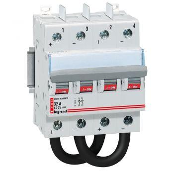 Intrerupator Inter Sectionneur 32A 800V Dc Legrand 414224