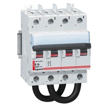Siguranta Automata Disjunctor 2P B16 800V Dc Legrand 414428