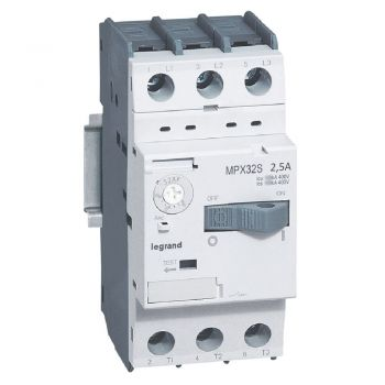 Protectie Motor Mpx 32S Mms Mt 1-6-2-5A Legrand 417306