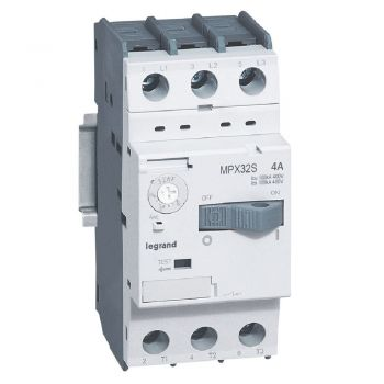Protectie Motor Mpx 32S Mms Mt 2-5-4-0A Legrand 417307