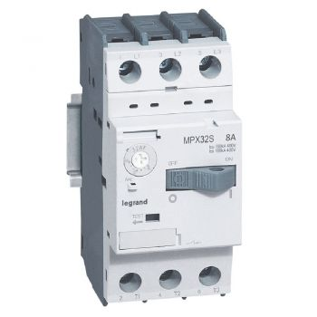 Protectie Motor Mpx 32S Mms Mt 5-8A Legrand 417309
