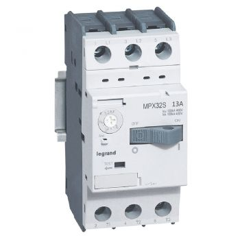 Protectie Motor Mpx 32S Mms Mt 9-13A Legrand 417311