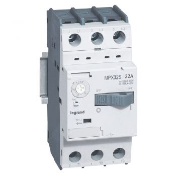 Protectie Motor Mpx 32S Mms Mt 14-22A Legrand 417313