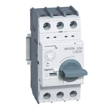 Protectie Motor Mpx 32H Mms Mt 1-6-2-5A Legrand 417326