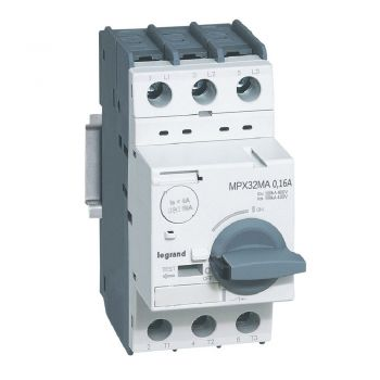 Protectie Motor Mpx 32Ma Mms M 0-16A Legrand 417340