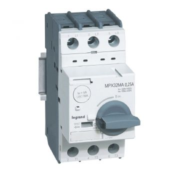 Protectie Motor Mpx 32Ma Mms M 0-25A Legrand 417341