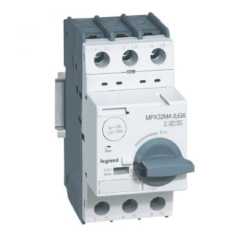 Protectie Motor Mpx 32Ma Mms M 0-63A Legrand 417343