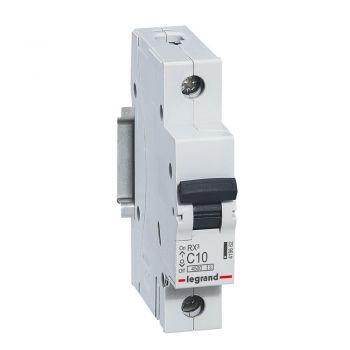 Siguranta Automata Rx3 Disjunctor 1P C10 4500A Monoconnect Legrand 419662