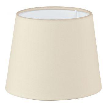 Iluminat Vintage Abajur D155 Alb Eglo 49402