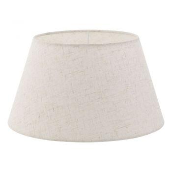 Iluminat Vintage Abajur E27-E14 D350 Crem Eglo 49969