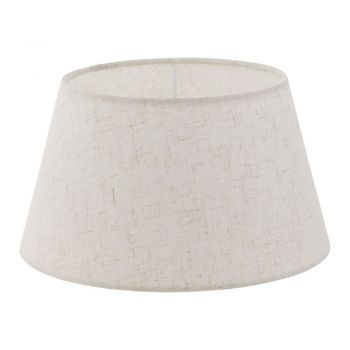 Iluminat Vintage Abajur E27-E14 D250 Crem Eglo 49971