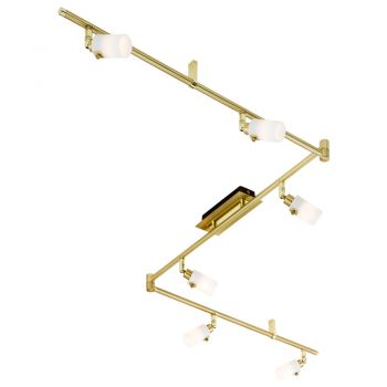Iluminat Sina Ls-6 G9 Ms-Matt-Ms Wega (4) Eglo 50055
