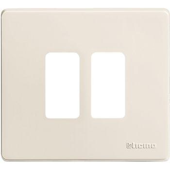 Bticino Magic Rama 2M scatola tonda resina 500/2/R