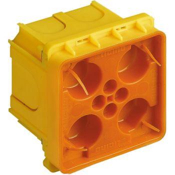 Bticino Doza Aparataj Modular Doza aparataj speciala Stitalian zidarie 2M montaj Ingropataat 502W