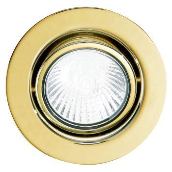 Spoturi iluminat Set 3 Spoturi  Incastrabile Orientabile  Eglo 5498