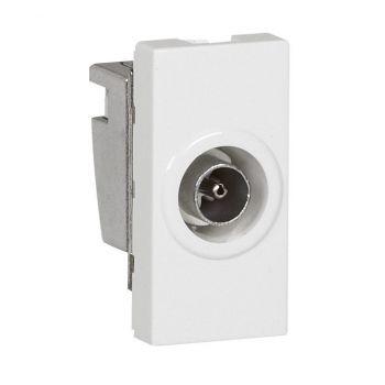 Legrand Arteor Tv 0-2150Mhz Singl Shielded Wh Legrand 572171