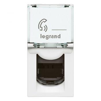 Legrand Arteor Line Jack Mod Singl Second Bl Legrand 572301