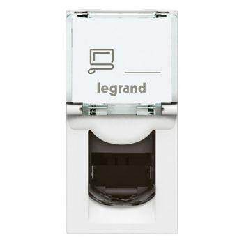 Legrand Arteor Rj45 Cat5E Utp 1M-Bl Lcs Legrand 572303