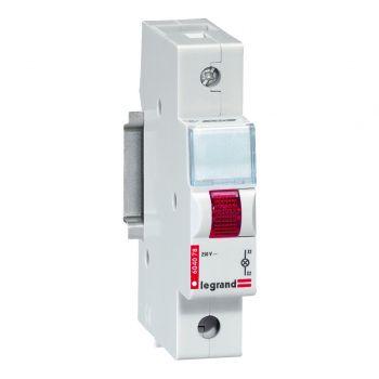 Lampa Prezenta Tensiune Lampa Semnalizareare 250V Rosu Legrand 604078