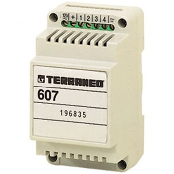 Bticino Videointerfonie Interfata -Releu Comunicare 607
