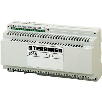Bticino Videointerfonie citofonia - commutatore 2-3-4 posti esterni 608N