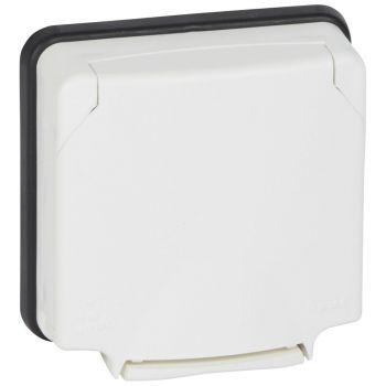 Legrand Plexo 55 Adaptateur 2 Module Encast-Blc Legrand 684585