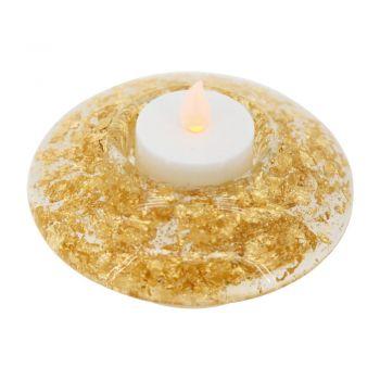 Corpuri de iluminat Led-Schale M-Teelichtaufnahme Gold Eglo 75165