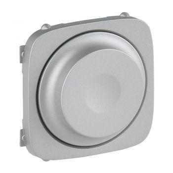 Legrand Valena Life-Allure Placa Va Pt Variator Rotativ Aluminiu Legrand 752047