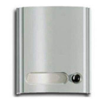 1-button module, light grey vimar ELVOX Door entry 8001