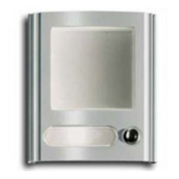1-button house number module, light grey vimar ELVOX Door entry 80N1